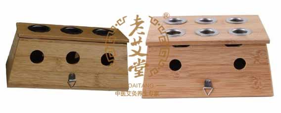 生常识 艾灸盒的使用方法